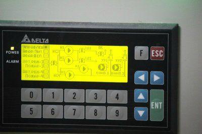 Щит автоматики теплопунктов (повысительных насосов ГВС, циркуляционных насосов отопления, подпиточных насосов отопления)