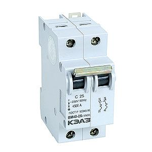 Автоматический выключатель ВМ40Р (разъединитель)