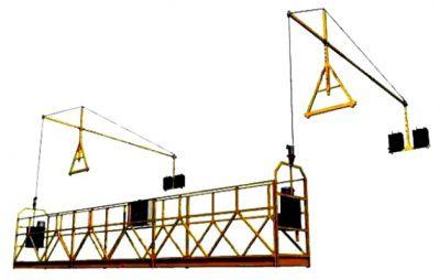 Фасадный подъемник ZLP-630