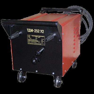 Трансформатор сварочный ТДМ-252