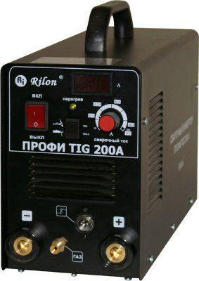 Инвертор сварочный Rilon TIG-200A ПРОФИ