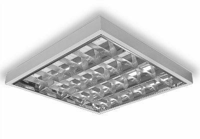 Светильник люминесцентный ЛПО71-4х18-582/F-Верона