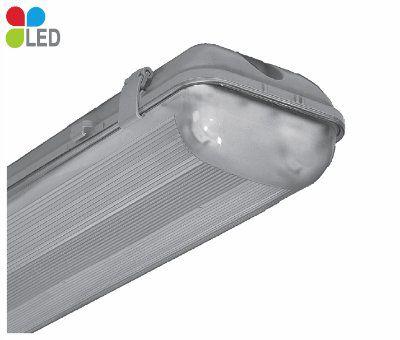 Светильник светодиодный пылевлагозащищенный Nord 236 LED (аналог ЛСП 2х36)