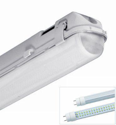 Светильник пылевлагозащищенный под светодиодную лампу Nord 136 LED-10