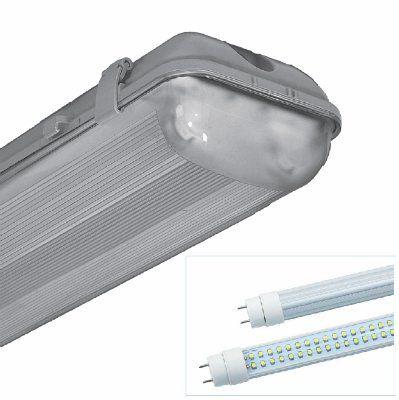 Светильник пылевлагозащищенный под светодиодную лампу Nord 218 LED-10