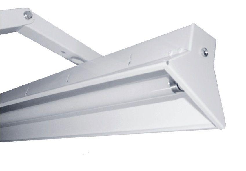Светильник люминесцентный для школьных досок ЛБО01-1х36-001 Мастер (аналог ЛБО 46-36-003 Class)