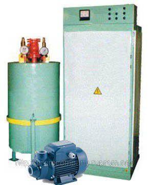 Электродный водогрейный котел КЭВ-400/0,4 электрокотел отопления