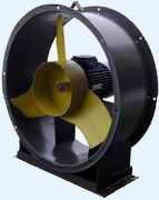 Осевой вентилятор ВО 06-300-12,5; 4/750