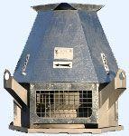 Вентилятор крышный ВКР №3,15 0,18/1000; (ВКРМ-3,15)