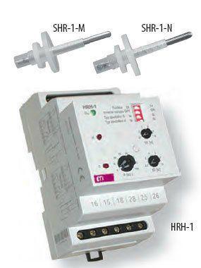 Реле контроля уровня жидкости HRH-1 230V (2x16A AC1)