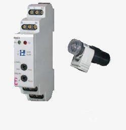 Сумеречное реле 1-50000 Люкс SOU-1 230V (1x16A AC1)
