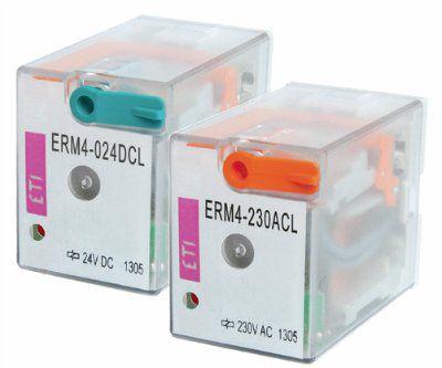 Реле промежуточное ERM4-024DC 4p