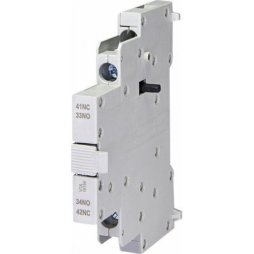 Блок контактов для монтажа с левой стороны MPE 25 ACBSE-11 (1NO+1NC)