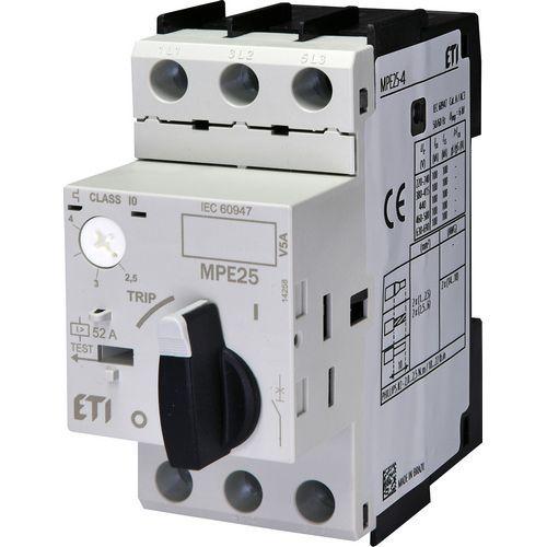 Автоматический выключатель защиты двигателя MPE 25-4.0 (2.5-4.0А)
