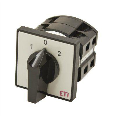 Кулачковый переключатель CS16-52U