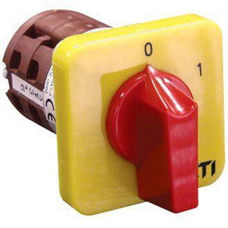 Кулачковый переключатель CS25-10UES