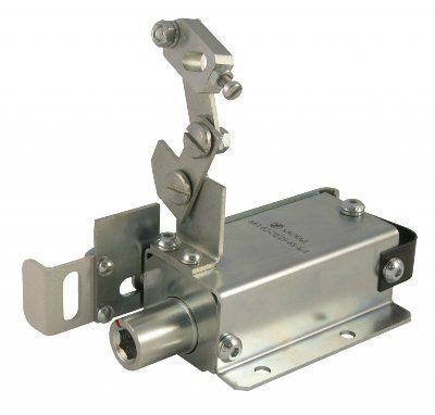 Механизм привода МП-62 с блокировкой типа