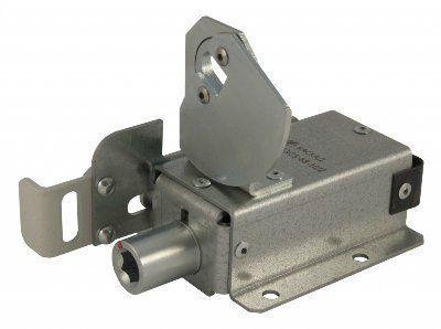 Механизм привода МП-61 с блокировкой типа
