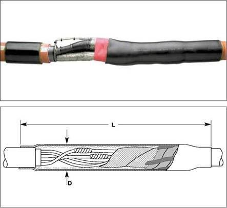 Как сделать муфту кабеля