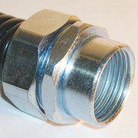 Резьбовой элемент с внутренней резьбой для металлорукава РКв-20