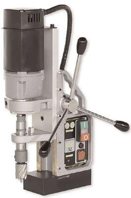 Сверлильный агрегат на магнитном штативе ECO 32