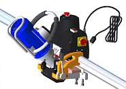 Кромкорезный станок для фрезерования фасок на металле ABM-26 PRO
