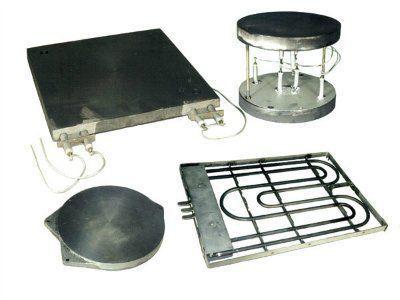 Конфорки и нагреватели шкафа к плитам ПКЭ-25, ПКЭ-50, ПКЭ-50/1, ПКЭ-100, ПКЭ-200, ПКЭ-300, ПЭЖ-4М, КК-1, агрегатам АПЭ и ТШЭ.