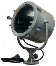 К35. Судовой прожектор К-35