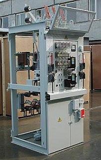 Камеры сборные одностороннего обслуживания КСО 6-10 кВ на токи 400-1600 А КСО 292
