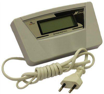 RUD 512-L - дисплей для счетчиков МАТРИЦА (удаленный пользовательский)