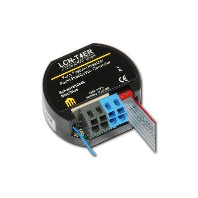LCN-T4ER - преобразователь сигналов кнопок радиоуправления для EnOcean
