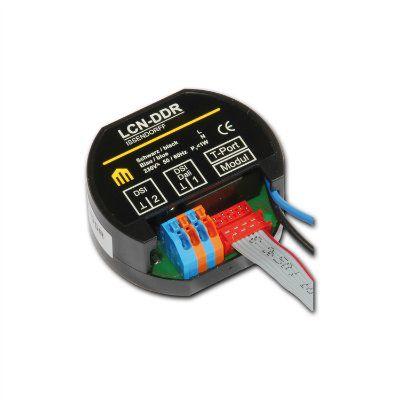 LCN-DDR - выход DSI-/DALI для вcтраивания в розетку