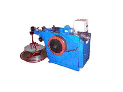 Автоматизированная установка СНН-02 для очистки и перемотки сварочной проволоки, ВНИИЭСО