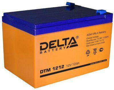 АКБ DTM 1212(12В;12А/ч)
