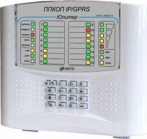 Юпитер-1433(Юпитер-4 IP/GPRS)пластиковый корпус со встроенной клавиатурой