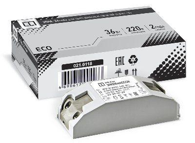 ЭПРА-36-PRO 36Вт серии ЕМС PRO LLT