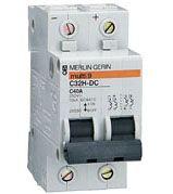 Автоматический выключатель C32H-DC 1П  2A  C   арт. 20532   Schneider Electric
