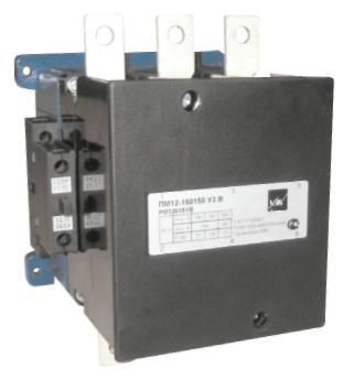 Контактор ПМ12, 100А, 100A, 380В | арт. PM12520YAX4M Schneider Electric