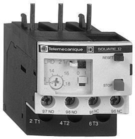 Тепловое реле 9-13A CLASS 10A | арт. LRD3133 Schneider Electric