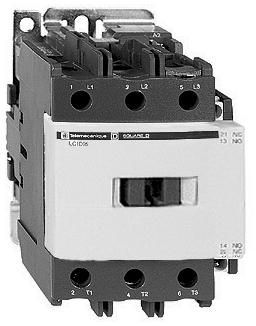Контактор D 3Р 38А НО+НЗ 220V 50/60Гц | арт. LC1D383M7 Schneider Electric