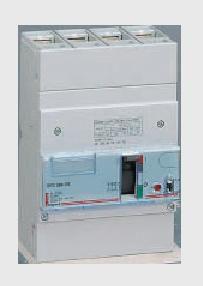 Автоматический выключатель DPX 3 полюса 63A 25kA | арт. 25123 | Legrand