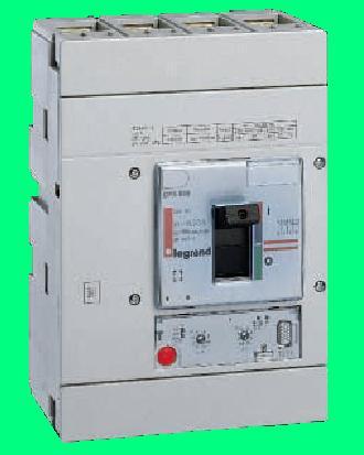 Автоматический выключатель DPX-L630 4 полюса 400А 100кА электронный расцепитель S1 | арт. 25622 | Legrand