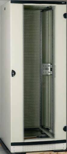 "Шкаф металлический напольный XL VDI 19"" 42U 2108х600х600 | арт. 33296 | Legrand"