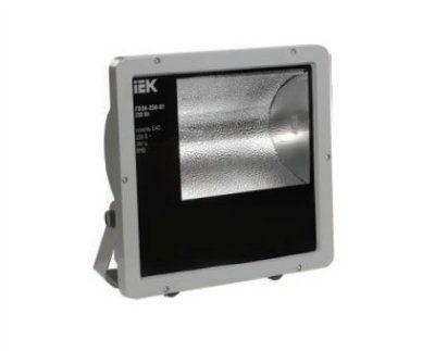Металлогалогенный прожектор ГО04-250-01, до 250Вт, цоколь Е40, симметричный, IP65 | арт. LPHO04-250-01-K03 | ИЭК