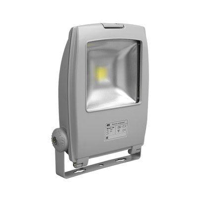 Прожектор светодиодный СДО03-50, 50Вт, 4000Лм, 1 светодиод (чип СОВ), IP65, 405х324х106 мм (ВхШхГ) | арт. LPDO301-50-K03 | ИЭК