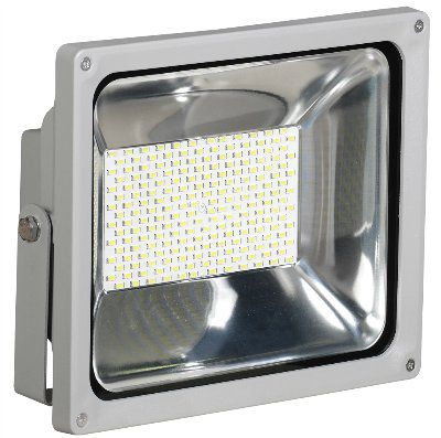 Прожектор светодиодный СДО04-100, 100Вт, 8500Лм, 196 SMD-светодиодов, IP65, 237х287х143 мм (ВхШхГ) | арт. LPDO401-100-K03 | ИЭК