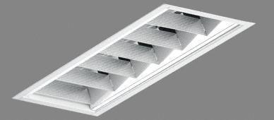 Светильник ALM/R 136 1х36Вт, электромагнитный ПРА | арт. 10913611 | Световые Технологии