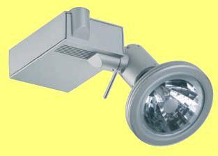 Регулируемый экспозиционный прожектор FHL/T 70 1х70Вт, электронный ПРА, цвет черный | арт. 96587030 | Световые Технологии