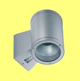 Настенный светильник NBU 43 HG150 цоколь G12, 1х150Вт, IP65, цвет черный | арт. 3404315010 | Световые Технологии