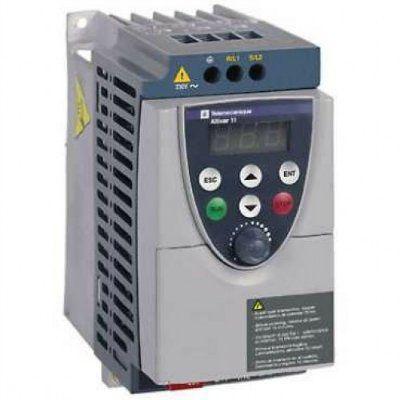 Частотный преобразователь Altivar 11 0.18КВТ 220В 1Ф ЕВ  ATV11HU05M2E Schneider Electric